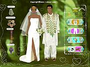Le jeux de African Wedding