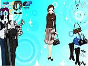 Black and White Dressup