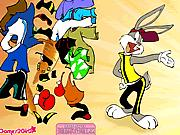 Bugs Bunny Dress Up