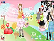Candy Land Dress Up