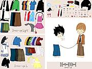 Death Note Dress Up