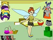 Le jeux de Tinkerbell Dress up 2